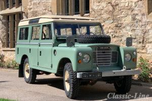 Land Rover Serie III Six Pot