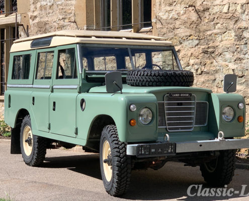 Land Rover Serie III Six Pot